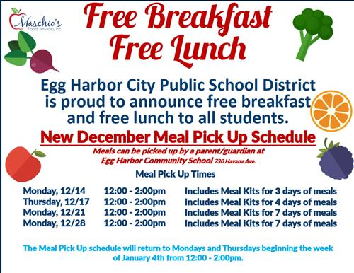 Free Breakfast and Free Lunch